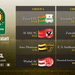 نتائج قرعة دور الثمانية لدوري أبطال إفريقيا 2016 #CAFCL https://t.co/dycfLYu65J