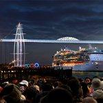 "Magnifique, non ? Le pont transbordeur de retour à #Nantes, un projet fou de lassociation ""Les transbordés"" ! https://t.co/MjbaGi97xD"