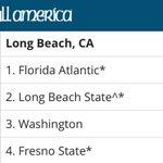 Baseball America projects @FAU_Baseball as the No. 1 seed in the Long Beach, Calif. regional! #FAU https://t.co/O9dPGR9G0V