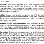 Les nouvelles règles de Twitter sur les 140 caractères (résumées en 1400 caractères). https://t.co/BpPUb0Fy31