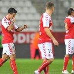 ⚫️ Pénurie dessence – Le Stade De Reims maintient son voyage vers la Ligue 2. https://t.co/DhOkgRj2vD