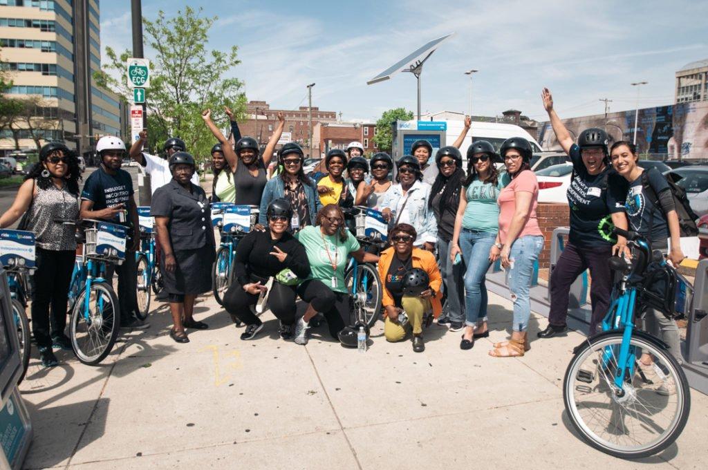 Ambassador Spotlight: Getting more parents on bikes https://t.co/oh2Jlcbvl9 cc: @bcgp @betterbikeshare https://t.co/VKQCFV5lRF