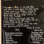 This is what my local cafe La Nouba thinks of @CardiffDogs @ILovesTheDiff just lovely https://t.co/I4nDWU6m5Q