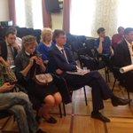 А. Гаев проводит встречу с активистами велодвижения. Обсуждаются планы и мероприятия по развитию велоинфраструктуры. https://t.co/IJ6MyKmhNh
