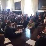 Comienza reunión de la Comisión de Política Exterior de la Asamblea Nacional de Venezuela, con @Albert_Rivera https://t.co/mTruBzmOBN