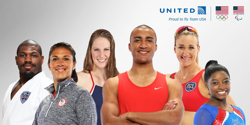 Find out some fun facts about our TeamUSA athletes & follow TeamUnited on the RoadtoRio.
