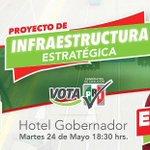 Hoy te esperamos 18:30 horas, Hotel Gobernador, sigamos construyendo juntos un #DurangoAl???? https://t.co/QUqjBBdO9F