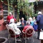 Bewoners Driegasthuizen hebben vanmiddag een bezoek gebracht aan het mosterdmuseum in @Gem_Doesburg https://t.co/CKx9ikHAvY