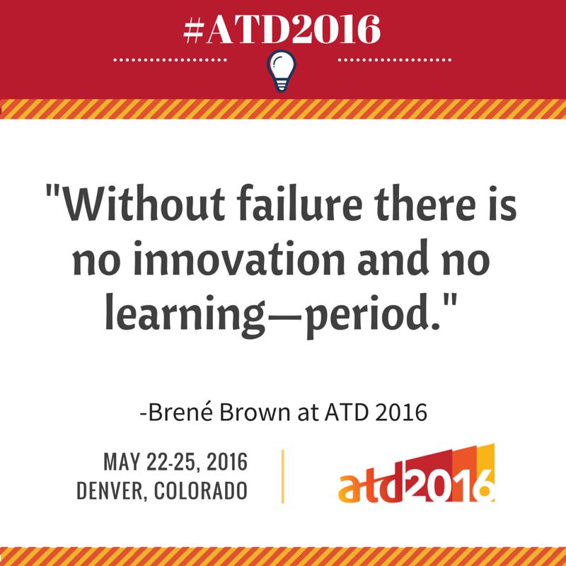Brown at #ATD2016 https://t.co/C9tDCF1MuZ