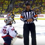 NHL Refs Mic'd Up For The Playoffs Prove They Are The Best Refs In Sports (Video) >> https://t.co/VJZMZpORZ8 https://t.co/LbzQfigUKK