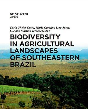 Livro destaca biodiversidade em paisagens agrícolas do Sudeste: https://t.co/vgQ8xKb9uZ. https://t.co/KqbqqU81CM