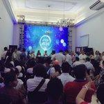 Alcalde @mrafael70 inicia presentación de la @FiestaDelMarSM 2016 a los medios de comunicación de la ciudad. https://t.co/29bqvQfDvU