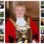 Mayor, Cllr Susan Loudon will hand over the reins to Cllr Ron Conway today. Heres her year in office: https://t.co/yXXSRGQi7a