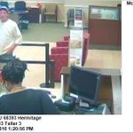 This man robbed the Wells Fargo bank branch @ 4720 Lebanon Pk @ 12:25 p.m. today. Know him? Pls call 615-742-7463. https://t.co/JjT5e54xgH
