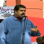 #LaRevoluciónEsMujer | @NicolasMaduro: La mujer venezolana es sagrada ¡Nadie puede levantar una ofensa contra ellas! https://t.co/AvOVx5c67B
