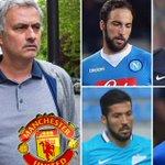 Jose Mourinho targets seven new signings in epic £150m spending spree https://t.co/COCvdOjI8B https://t.co/P796P0IqIK