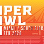Super Bowl 54 is coming to South Florida in 2020. https://t.co/Bo39alRNe4