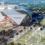#BREAKING The Super Bowl is headed back to Atlanta #SuperBowl2019 https://t.co/VxyOaAVLBi https://t.co/mx0eTLQfe6