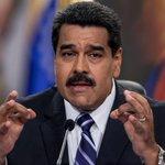 """Maduro rechazó que llamaran """"malandras"""" a rectoras del CNE https://t.co/dkHbTDbkfN https://t.co/s88Yud0z0a"""