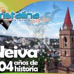 Hoy Celebramos con nuestra Capital. FELIZ CUMPLEAÑOS NEIVA @Rodrigo_LaraS @alcaldiadeneiva @leyton_javier https://t.co/RPijW6Wjz7