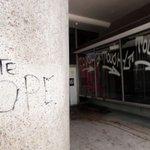 Vandals Do $1,500 in Graffiti Damage at Sunrise Mountain High https://t.co/hxvms8pbtD #lasvegas https://t.co/qm9flV7wU2