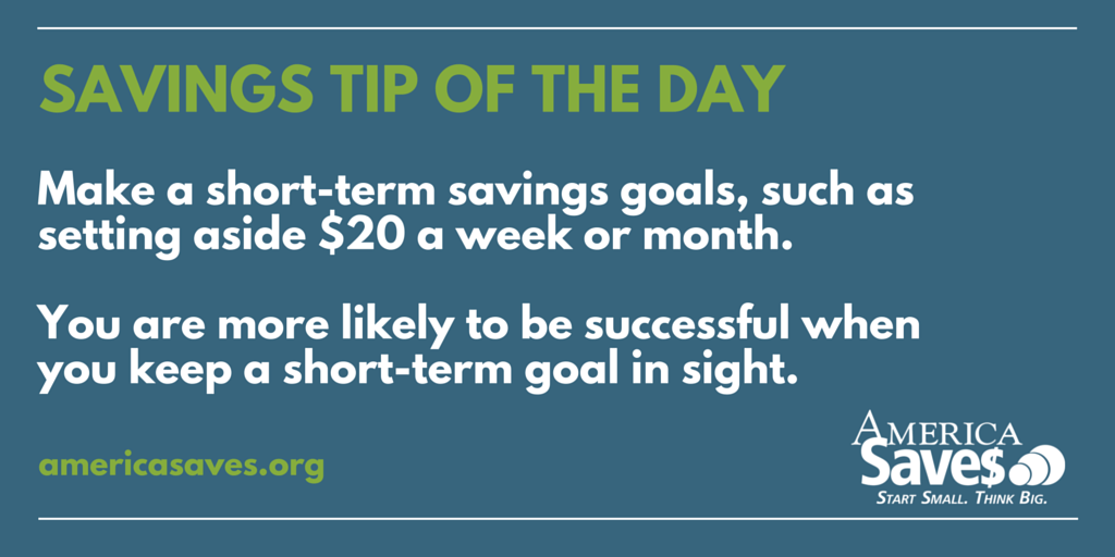It's #SavingsTipTuesday! What are  your favorite tips. Here are ours >> https://t.co/xZDXc0PZlg #savings https://t.co/AcJymLbuJZ