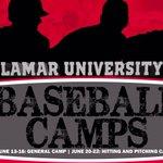 There are still spots left for baseball camp! Please register at https://t.co/S3M1N2bhcD https://t.co/K3OSiQ1Mdb