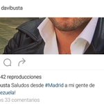 No es Photoshop, es Bustamante  mandando saludos a Venezuela desde la embajada de Colombia. https://t.co/1hZBCGlRa1