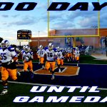 100 Days Until Gameday! Football is coming fast! Great time to be a Ram! #RamFam https://t.co/7otvu2rpeP