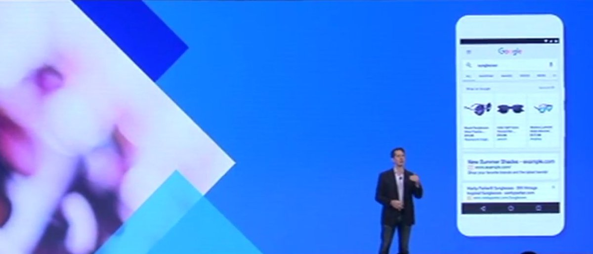 New product! Similar Audiences for Search. https://t.co/vZ1XAEVzh8 #GoogleSummit https://t.co/BA0gonpreH