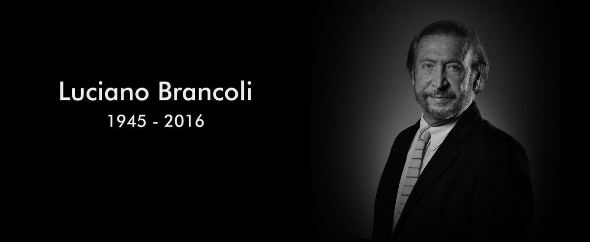 Hoy la comunidad AIEP despide a su querido director Luciano Brancoli. Gracias Luciano, ¡hasta siempre! https://t.co/aR0pFhDUeK