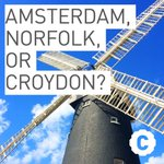 Amsterdam, Norfolk, or Croydon? https://t.co/Ic4CpZNeuJ Visit #Croydons very own windmill... https://t.co/1mbJ0JJmrw