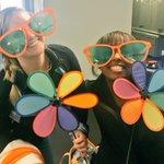 The futures so bright, gotta wear shades. Summer time!!! @BrittBurns27 @waterworldco #cowx #summer #amnewsers https://t.co/yQDfOqq8ul