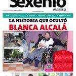 #SexenioImpreso: La historia que ocultó Blanca Alcalá (@SoyBlancaAlcala) https://t.co/3r8ie6dO7h https://t.co/PKphcCimHC