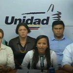 Unidad llamó a concentrarse mañana en El Rosal https://t.co/nvFttnnW7M https://t.co/qvT9K7ePdM