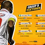 مواعيد و ترتيب مباريات دورى أبطال إفريقيا عام 2016 - المجموعة الثانية 👇🏻⚽🗓 #AfricaIsWhite #CAFCL https://t.co/73z7t6JjAX