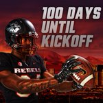 Rebel Football will be here before you know it. We are just 100 days away from kickoff! #TheNewEra #BeThere https://t.co/oPMQO0I4wD