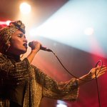Check out @yunamusic, the Malaysian hijabi songstress whos absolutely killing it. > https://t.co/DF7xAEAUm6 https://t.co/obsI1FlGc9