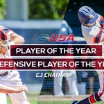 BREAKING: #FAUs CJ Chatham named C-USA Player of the Year, Defensive PotY, First Team https://t.co/szcMaxdwWb https://t.co/lxXVS0iAeT