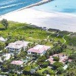 For Sale: $32M North End Beachfront home includes 3.4 acres .@PBDN_hofheinz https://t.co/aUgDIqqfWB #BTRTG #realtor https://t.co/v4iVdh5VDw