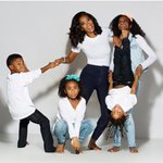 These are pretty! RT @ashuhhleeee_: Must be two lits. RT @_versaceee: their family pics are lit 😍 https://t.co/2JLSbJLVhR
