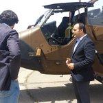 @fcofdezbravo y Pedro Fdez. concejales @CsCRealCiudad en la base de helicópteros de Almagro. ¡Impagable labor! https://t.co/dHQH51P0zH