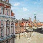 Słoneczne miasto. Fot. @archi.grafia. #architecture #city #cityscape #Poznań #poznan #igerspoznan #igerspoland #ige… https://t.co/X2AZRwTaPE