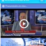 #NoticiasSinLímite en VIVO por https://t.co/HHp7f7EdaV #Durango conducido por @berna141249 y Ociel Saucedo https://t.co/kv0vWKrVvz