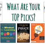 Summer Book Group voting is ON at #IRlearns! Happy to report that these are the options. #Ditchbook #tlap #edchat https://t.co/JdaPART45I