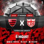 Hoje o MAIOR de Alagoas volta a campo pela terceira rodada do campeonato brasileiro da Série B https://t.co/coxJCj4Rhh