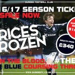 Only 7 days left to pick up your 16/17 Season Ticket at the Super Early Bird price - https://t.co/uckCZ6kbDN #thedee https://t.co/1LdUnkuMLs