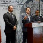 Rueda de prensa con diputados del PRD. Exigimos la reanudación del análisis de solicitudes de juicio político. https://t.co/ybgV3iS5hD