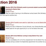 Check out all 16 #WCSB candidate interviews in our 2016 election section – https://t.co/xwEjcR7P4G https://t.co/VrkMO54Z7z