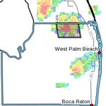 Storms hitting in North Palm BeachCounty, advisory issued for lightning and gusty winds https://t.co/oZaga7qFpi https://t.co/kUCr0tqn7s